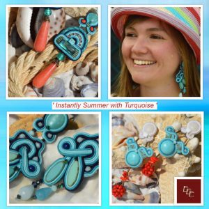 ' Instantly Summer with Turquoise '